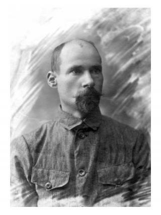 Якуб Колас. 1921